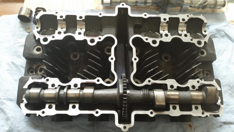 Culasse Kawasaki 1000 R 20140810