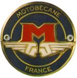 MOTOBECANE T10 randonneuse 650 de 1978 Motobe10