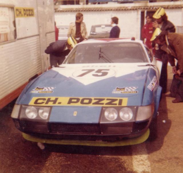 24 heures du Mans 1972 Photo-19