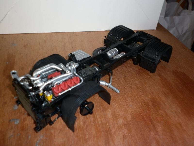 Maquette Camion SCANIA Imperial R730 V8la semi remorque Dussol père et fils de chez italeri au 1/24  - Page 2 P1000439