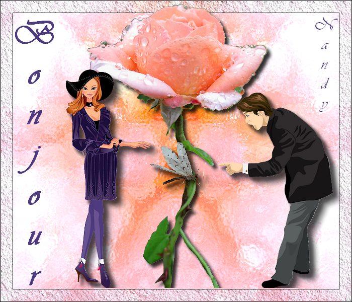 Mes roses Bonjou11