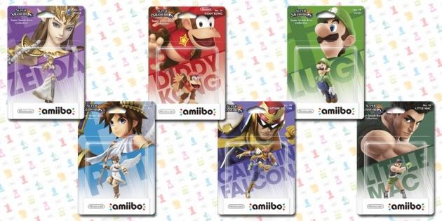 Super Smash Bros. (WiiU/3DS) - Page 3 Amiibo10