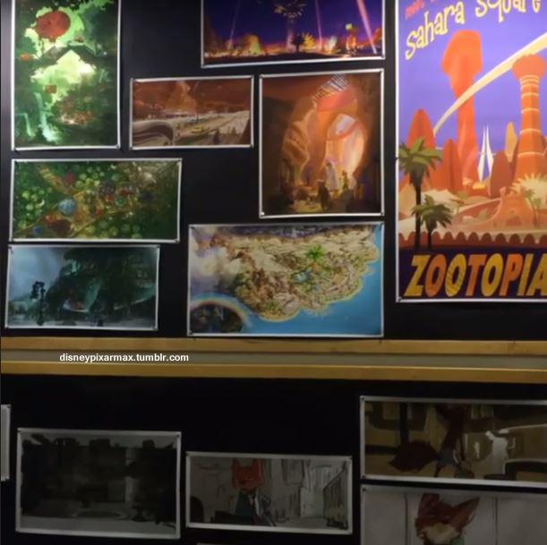 [Walt Disney] Zootopie (2016) - Sujet d'avant sortie - Page 3 Zootop10