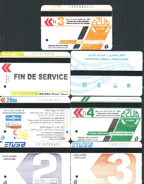 tickets de Bus Bus_210