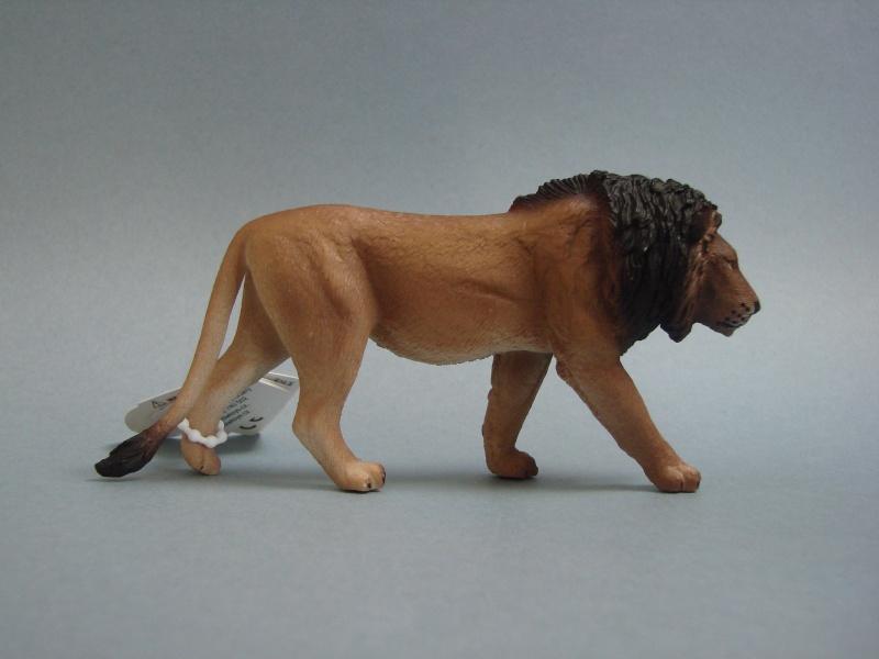 Mojo Fun lion & lioness 2014 walkaround Dsc00255
