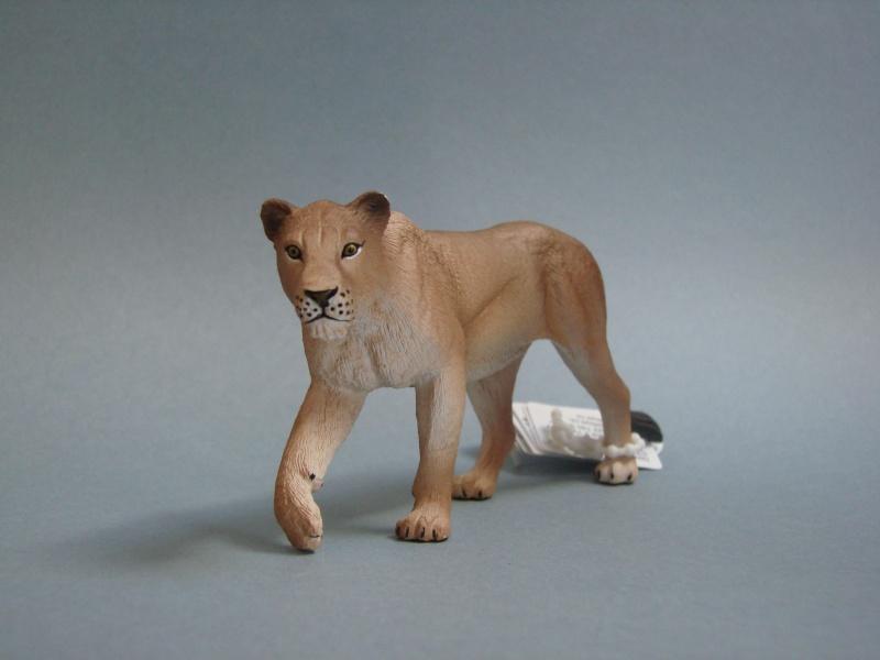 Mojo Fun lion & lioness 2014 walkaround Dsc00262