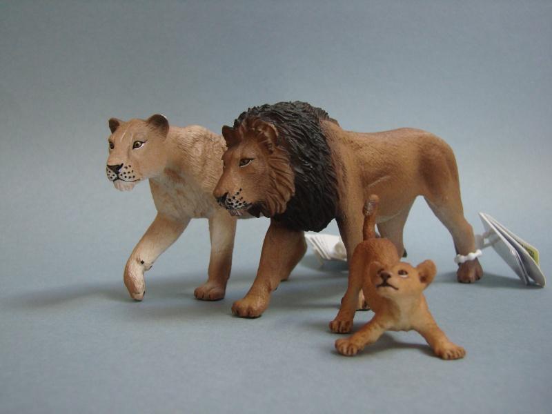 Mojo Fun lion & lioness 2014 walkaround Dsc00264