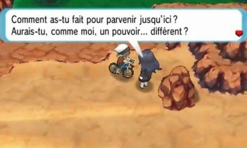 Pokémon ROSA : Obtenir les deux vélos !  Velo111