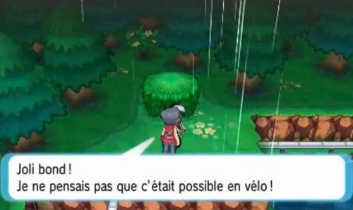 Pokémon ROSA : Obtenir les deux vélos !  Velo211