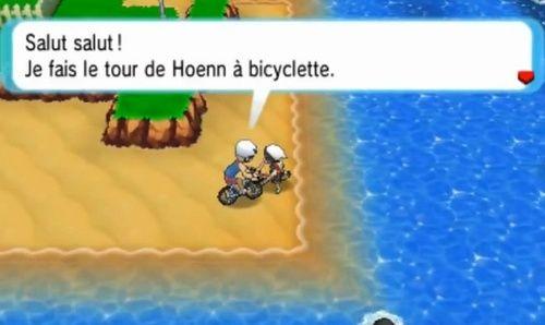Pokémon ROSA : Obtenir les deux vélos !  Velo311