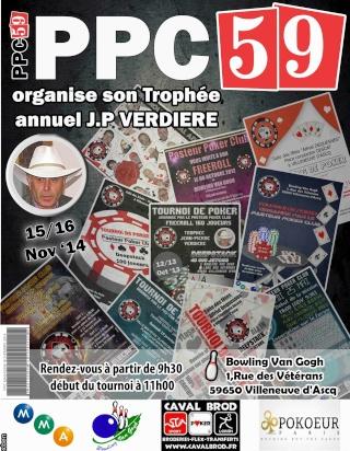 """Trophée """"Jean-Pierre VERDIERE"""" - Freeroll Deepstack les 15 et 16 Novembre 2014 ! Ppc_to12"""