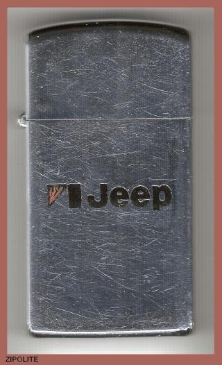 Zippothèque de Zipolite Jeep_s12