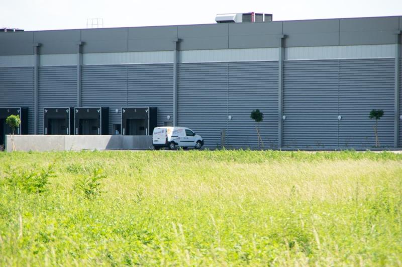 Borne de recharge Leclerc Drive Erstein (67) Imgp1111