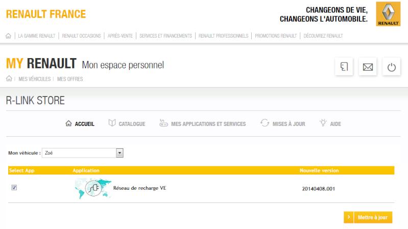 MAJ Réseau de recharge VE - version  20140408.001 Reseau10