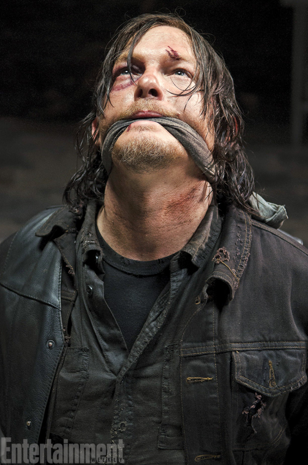 Pages d'informations et de liens en tout genre sur la saison 5 de The Walking Dead Daryl_10