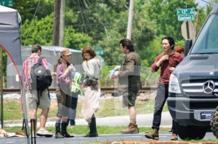 Pages d'informations et de liens en tout genre sur la saison 5 de The Walking Dead Photo_11