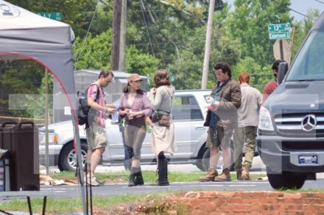 Pages d'informations et de liens en tout genre sur la saison 5 de The Walking Dead Photo_13