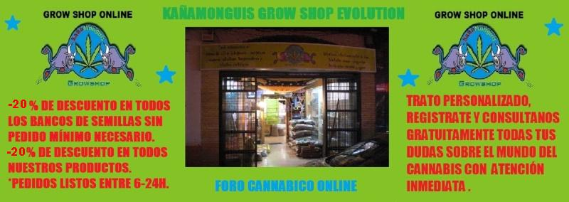 KAÑAMONGUIS GROWSHOP EVOLUTION