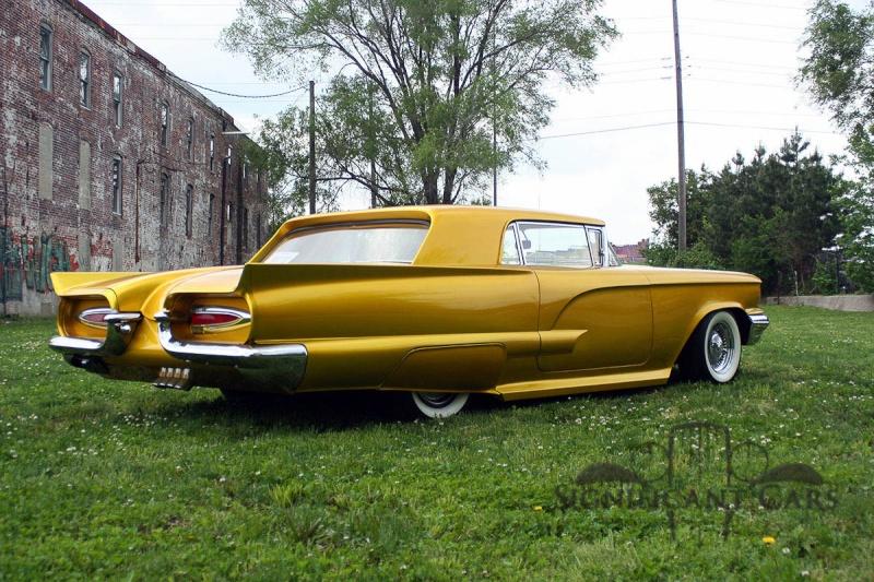 Ford Thunderbird 1958 - 1960 custom & mild custom 00810