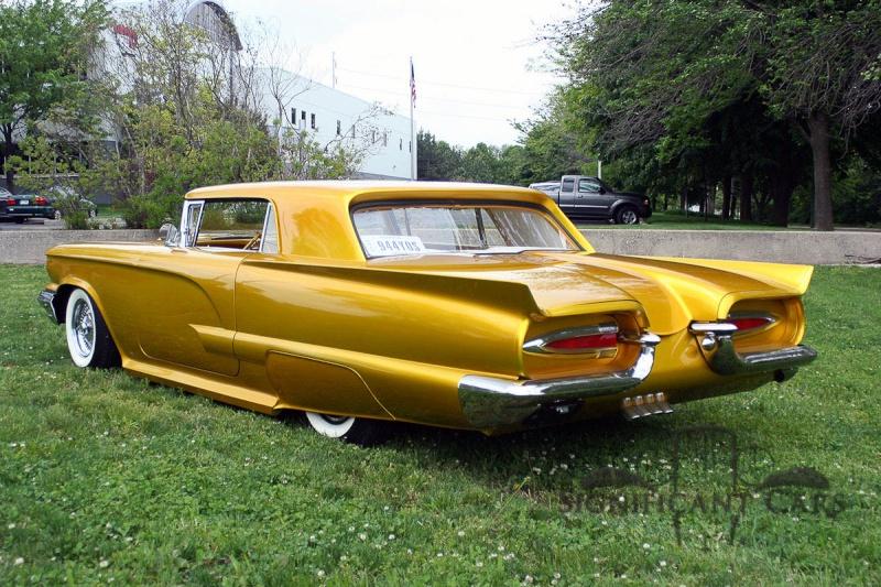Ford Thunderbird 1958 - 1960 custom & mild custom 01010