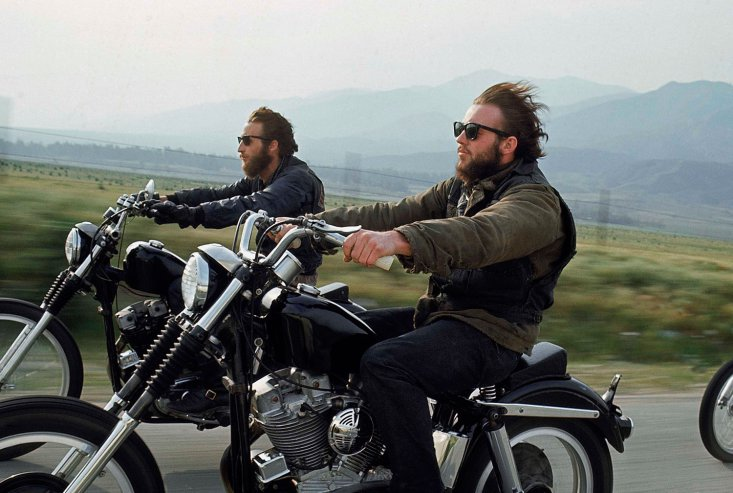 LIFE Rides With Hells Angels, 1965 - Life Magazine 01029110