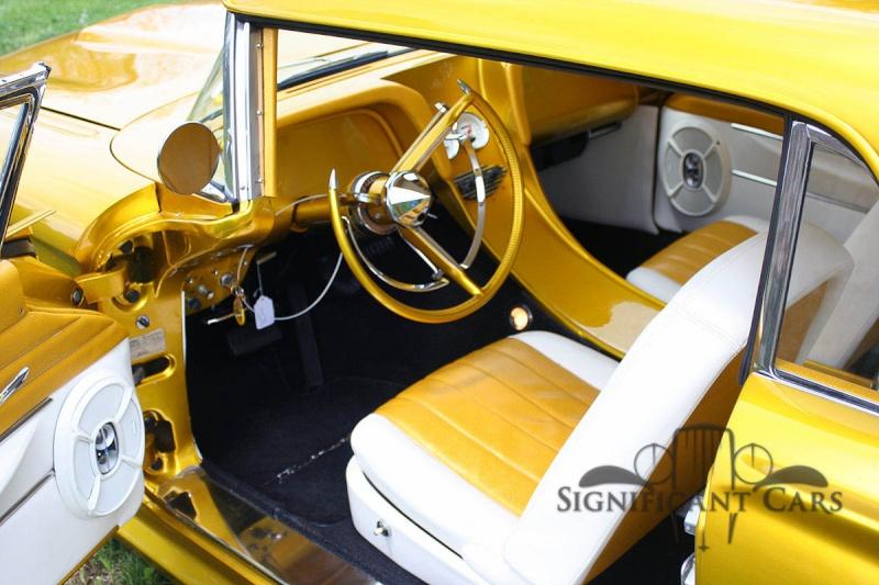 Ford Thunderbird 1958 - 1960 custom & mild custom 01110