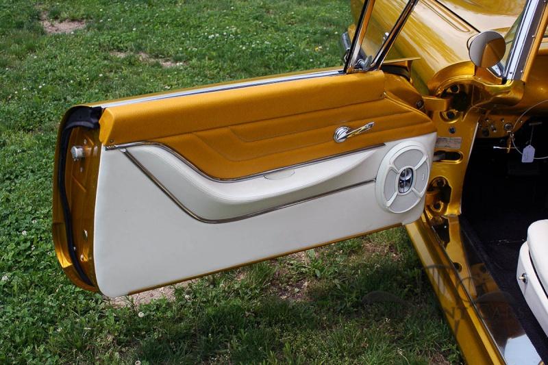 Ford Thunderbird 1958 - 1960 custom & mild custom 01210