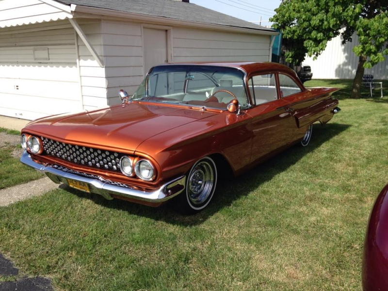 Chevy 1960 custom & mild custom 0135