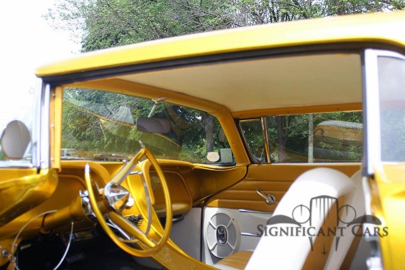 Ford Thunderbird 1958 - 1960 custom & mild custom 01410
