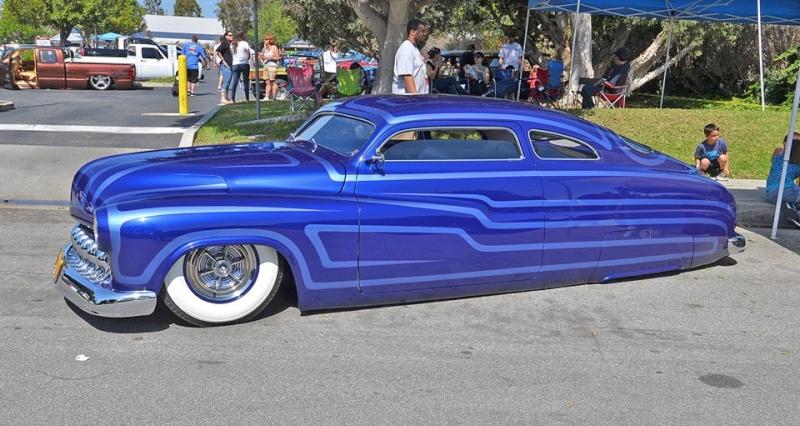 1950 Mercury - Starlite Rod & kustoms 0145