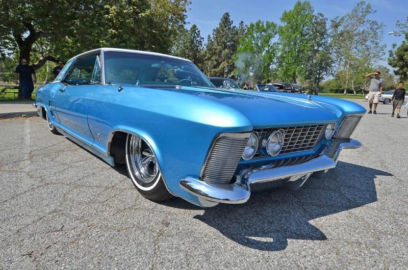 Buick Riviera 1963 - 1965 custom & mild custom 0153