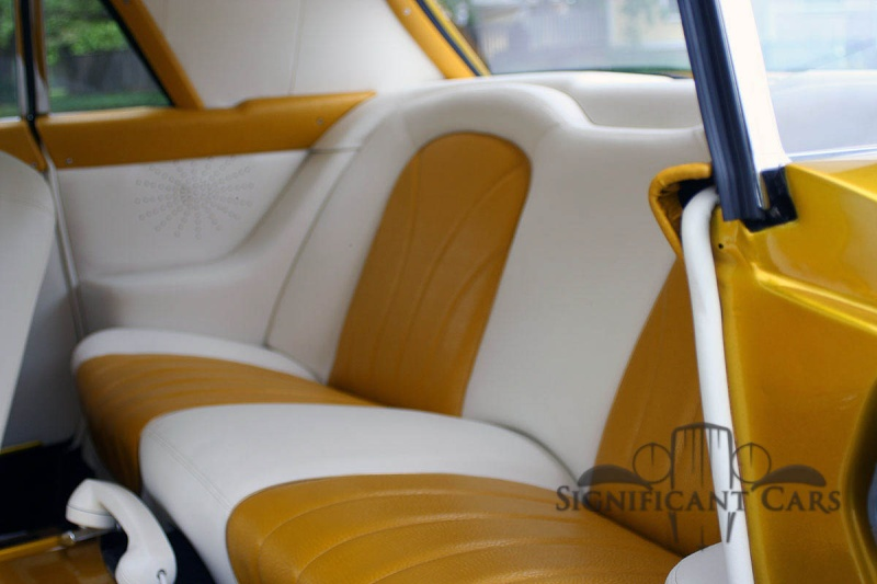 Ford Thunderbird 1958 - 1960 custom & mild custom 01610