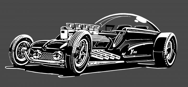 Jeff Allison - designer hot wheels and illustrations 0163