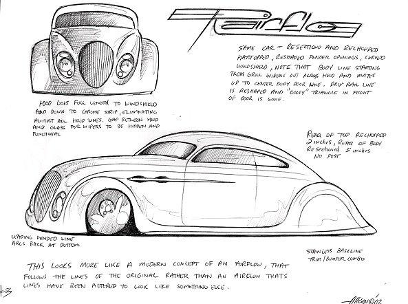 Jeff Allison - designer hot wheels and illustrations 0173