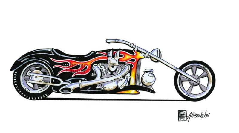 Jeff Allison - designer hot wheels and illustrations 0176