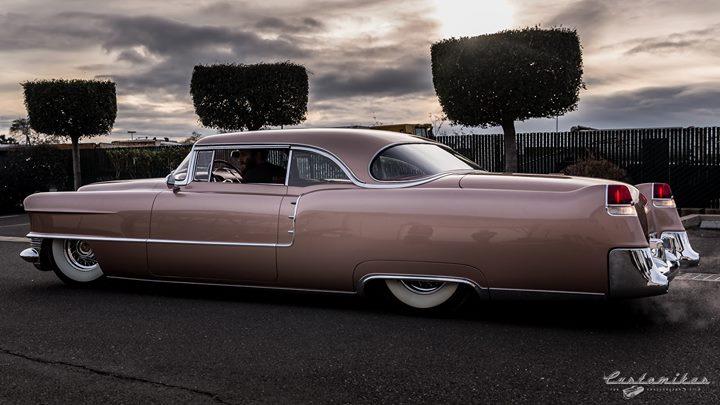Cadillac 1954 -  1956 custom & mild custom - Page 2 0195