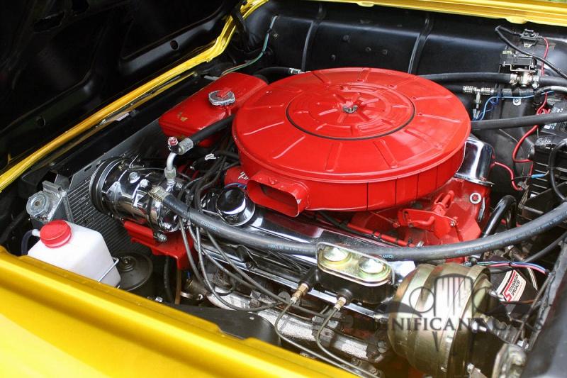 Ford Thunderbird 1958 - 1960 custom & mild custom 02210