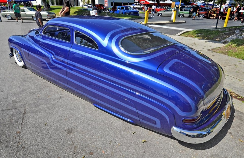 1950 Mercury - Starlite Rod & kustoms 0247