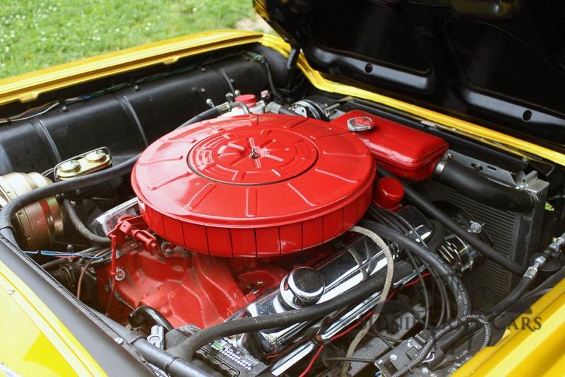 Ford Thunderbird 1958 - 1960 custom & mild custom 02610