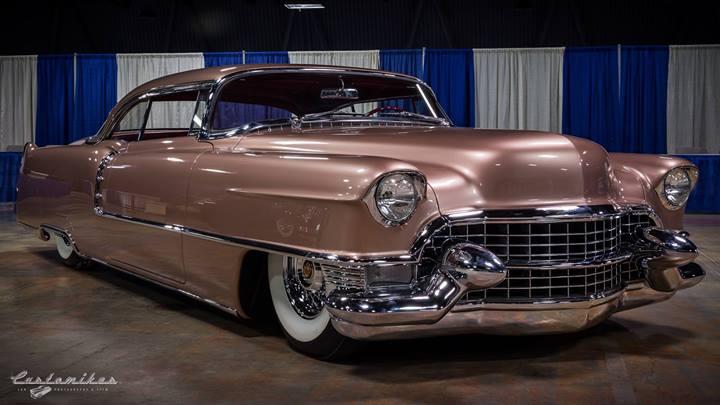 Cadillac 1954 -  1956 custom & mild custom - Page 2 0294