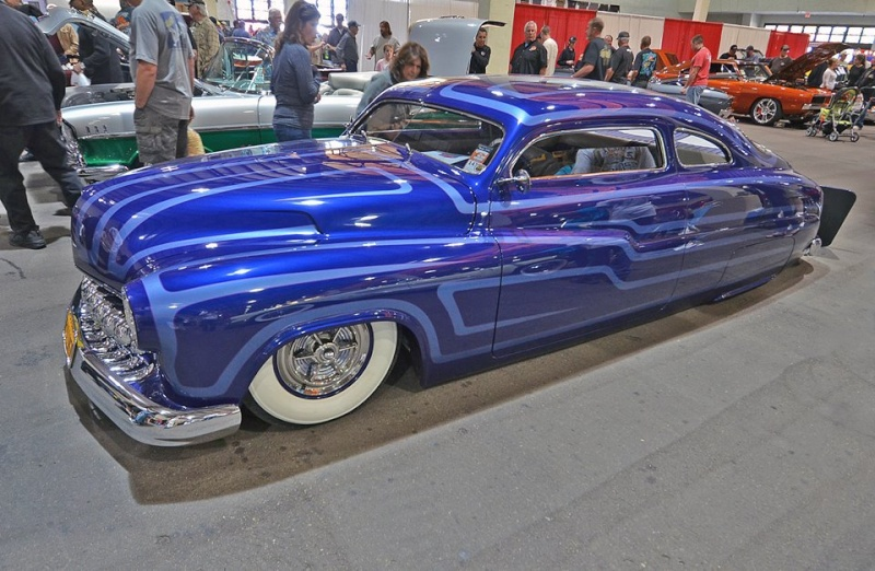 1950 Mercury - Starlite Rod & kustoms 0343