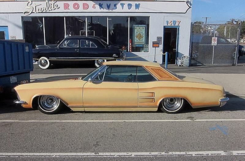 Buick Riviera 1963 - 1965 custom & mild custom 0350