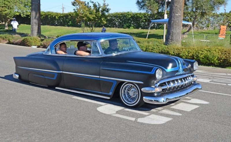 Chevy 1953 - 1954 custom & mild custom galerie - Page 7 0351