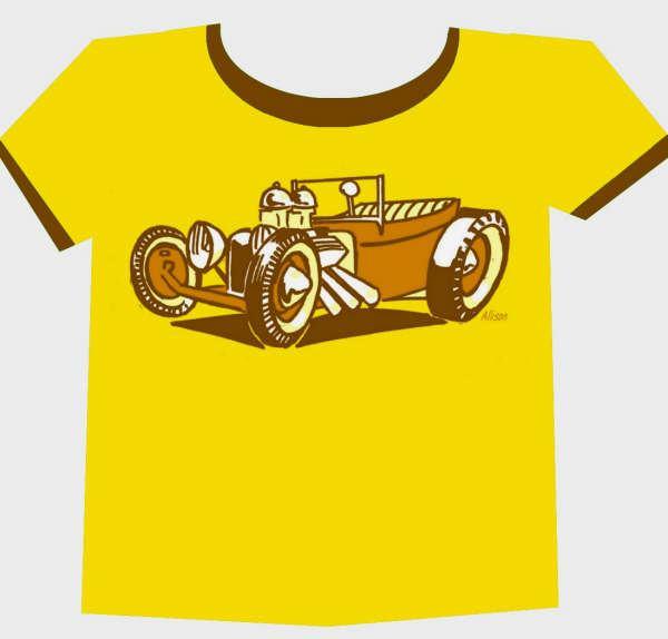 Jeff Allison - designer hot wheels and illustrations 0363