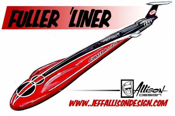 Jeff Allison - designer hot wheels and illustrations 0365
