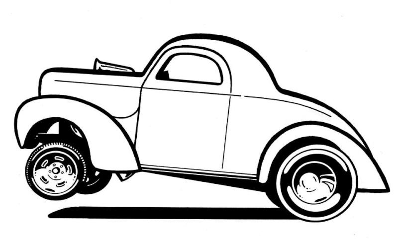 Jeff Allison - designer hot wheels and illustrations 0366