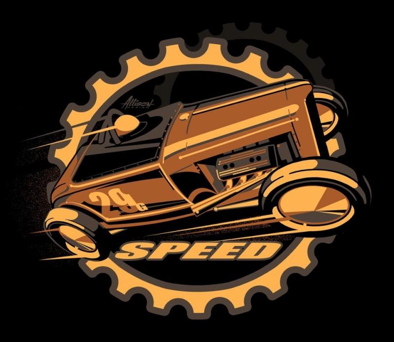 Jeff Allison - designer hot wheels and illustrations 0368