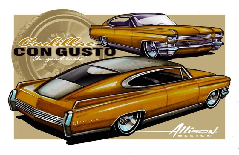 Jeff Allison - designer hot wheels and illustrations 0370
