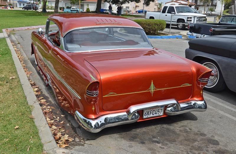 Chevy 1955 custom & mild custom - Page 4 0435