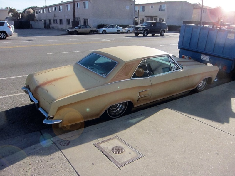 Buick Riviera 1963 - 1965 custom & mild custom 0446